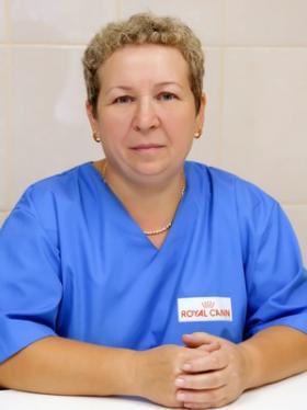 Селезнёва Ольга Викторовна